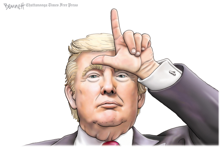 Clay Bennett Comic Strip for February 17, 2019