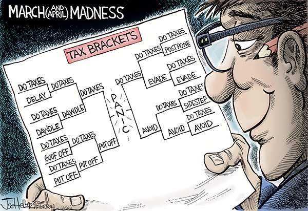 Joe Heller by Joe Heller for March 03, 2019