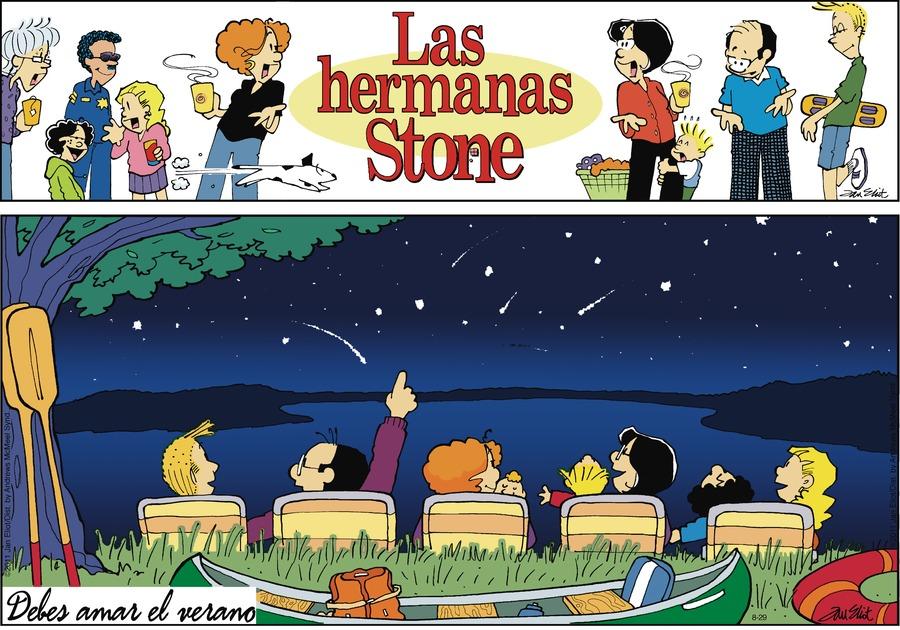 Las Hermanas Stone by Jan Eliot on Sun, 29 Aug 2021