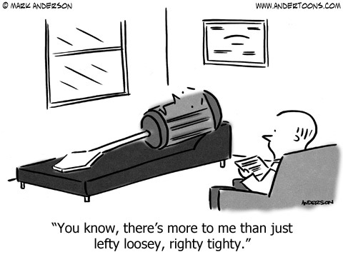 Andertoons Comic Strip for July 31, 2014