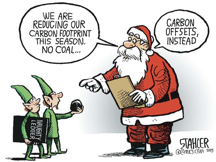 Jeff Stahler Comic Strip for December 13, 2015