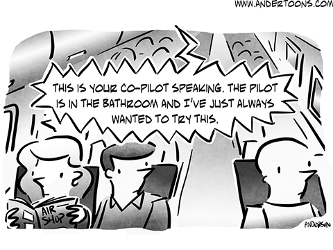 Andertoons by Mark Anderson on Mon, 18 Oct 2021