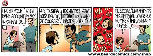 Beardo on Tuesday January 7, 2020 Comic Strip