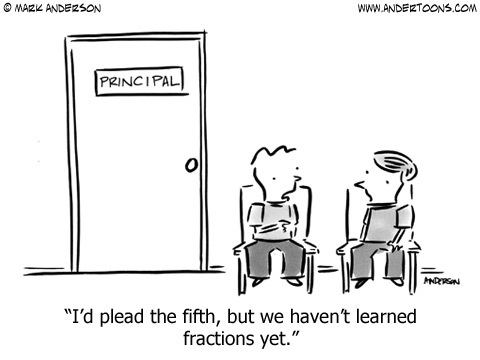Andertoons Comic Strip for March 27, 2014