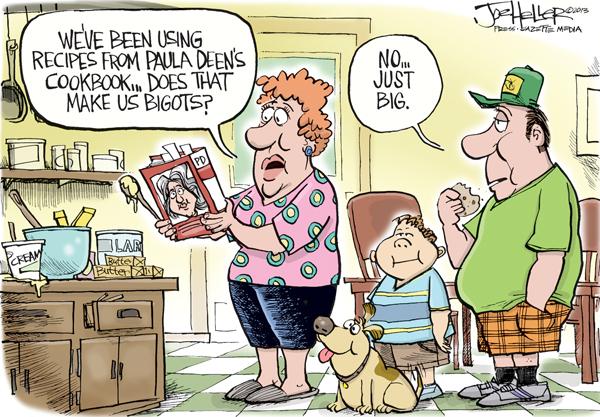 Joe Heller for Jun 25, 2013 Comic Strip