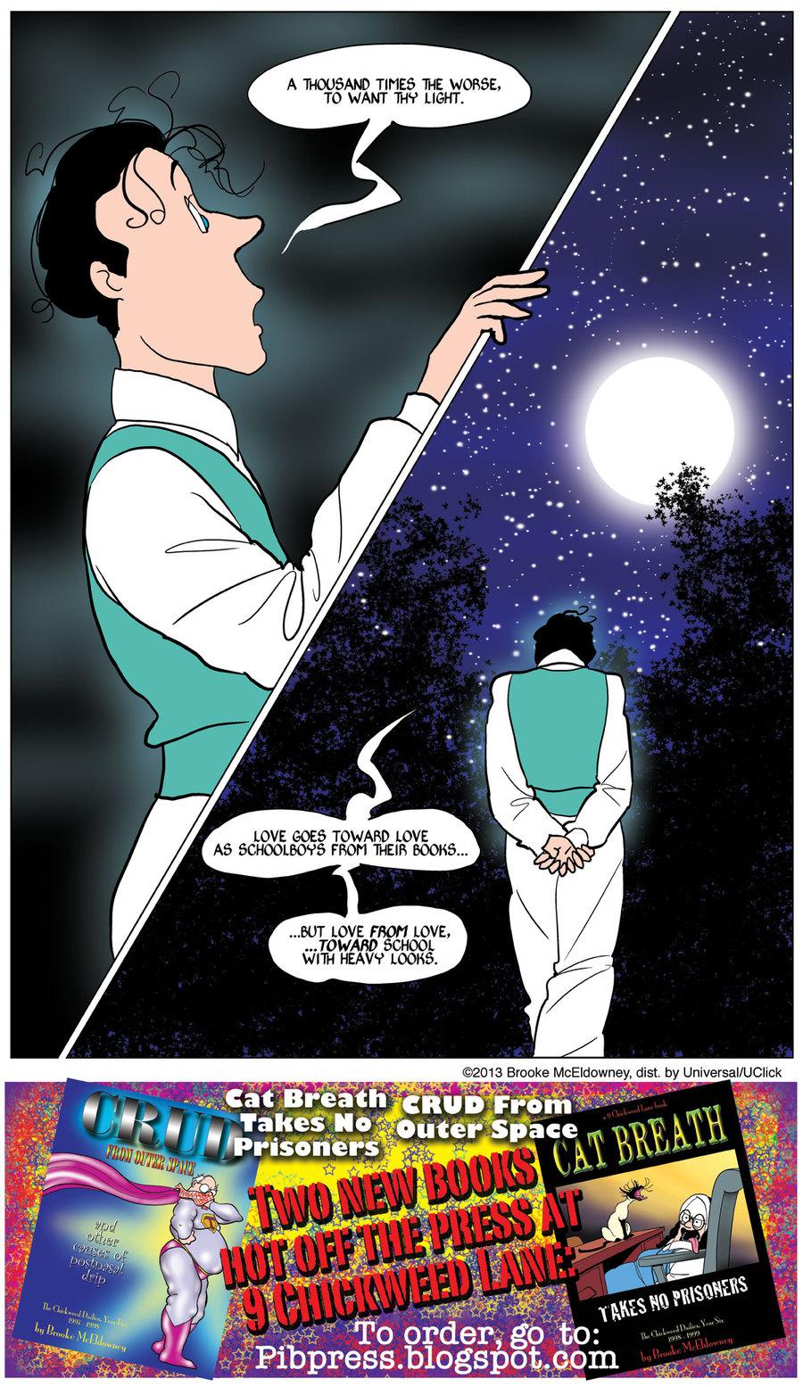 Pibgorn for Nov 13, 2013 Comic Strip