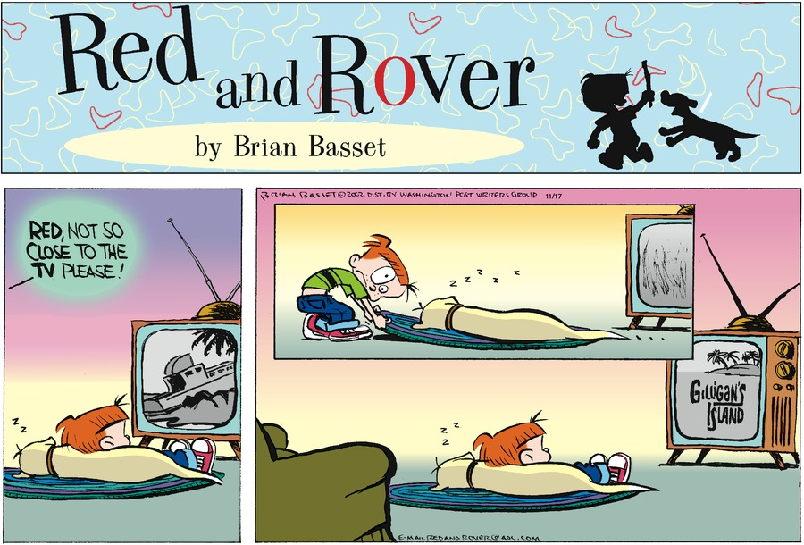 Red and Rover for Nov 17, 2002 Comic Strip