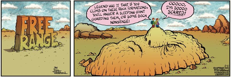 Free Range Comic Strip for May 10, 2020