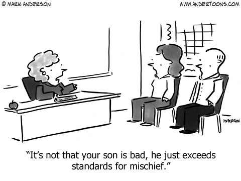 Andertoons Comic Strip for April 30, 2014