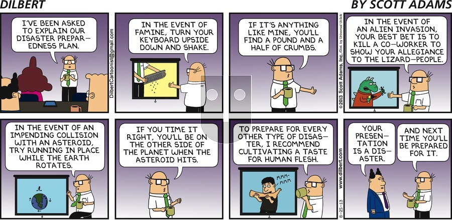 Purchase Comic Strip for 2013-08-25