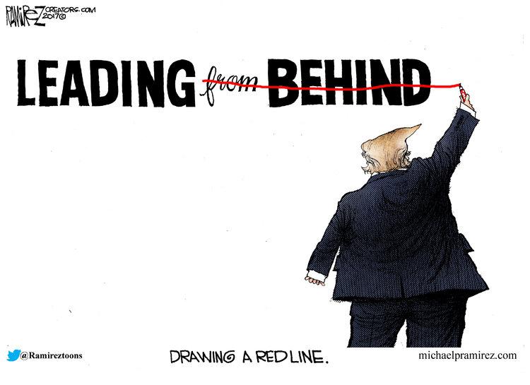 Michael Ramirez Comic Strip for May 24, 2017