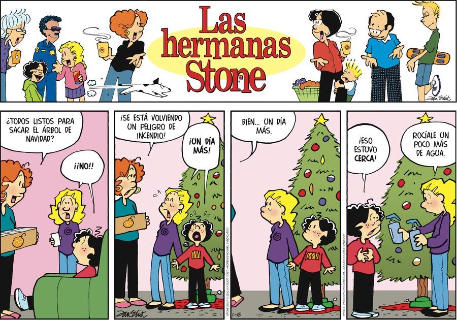 Las Hermanas Stone by Jan Eliot on Sun, 05 Jan 2020
