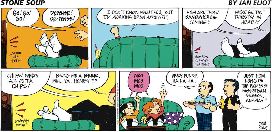 Stone Soup Classics Comic Strip for June 16, 2019