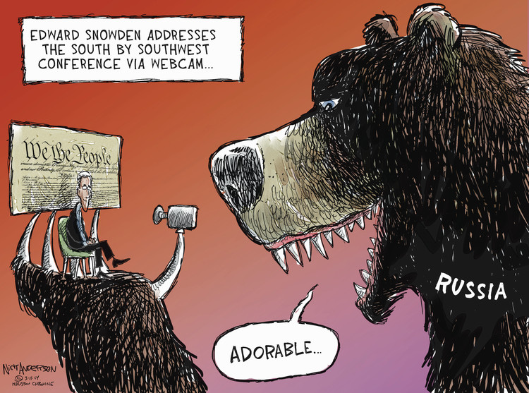 Nick Anderson Comic Strip for March 11, 2014