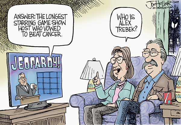 Joe Heller by Joe Heller for March 10, 2019