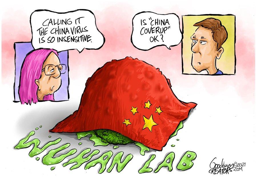 Al Goodwyn Editorial Cartoons Comic Strip for August 05, 2021