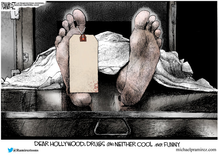 Michael Ramirez Comic Strip for June 18, 2019
