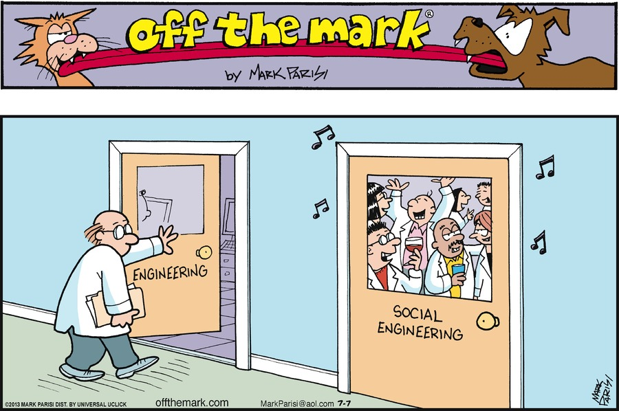 Off the Mark Comic Strip for July 07, 2013
