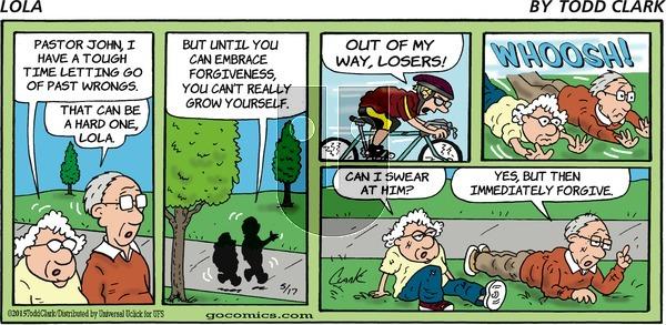 Lola on Sunday May 17, 2015 Comic Strip