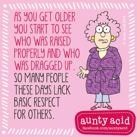 Aunty Acid Comic Strip for June 13, 2018