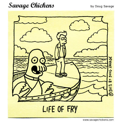 Life of fry