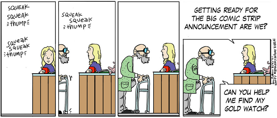 The Big Picture Comic Strip for March 04, 2021