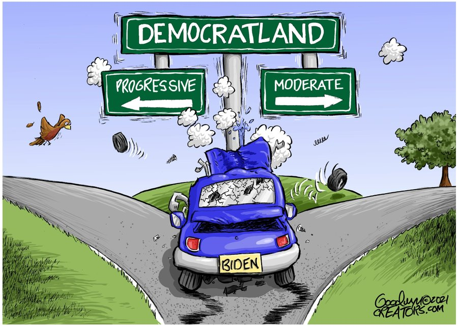 Al Goodwyn Editorial Cartoons Comic Strip for September 25, 2021