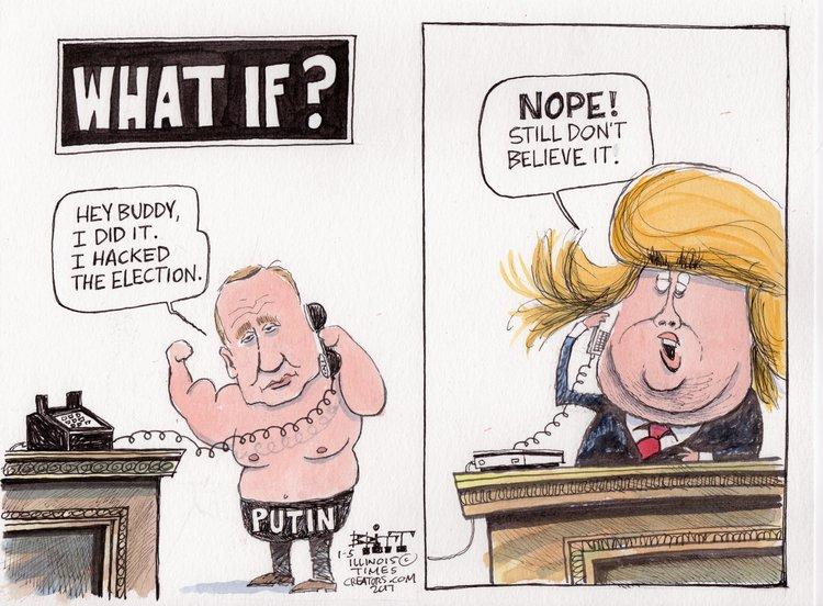 Chris Britt Comic Strip for January 06, 2017