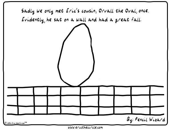 Eric the Circle for Sep 6, 2013 Comic Strip