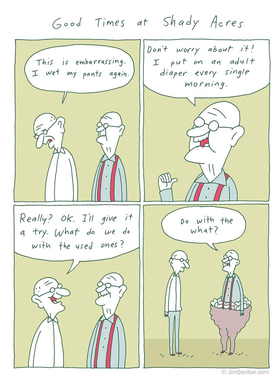 Jim Benton Cartoons Comic Strip for March 03, 2019