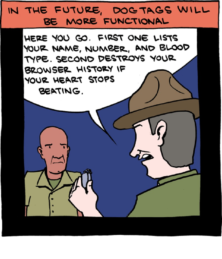 Saturday Morning Breakfast Cereal Comic Strip for July 19, 2015
