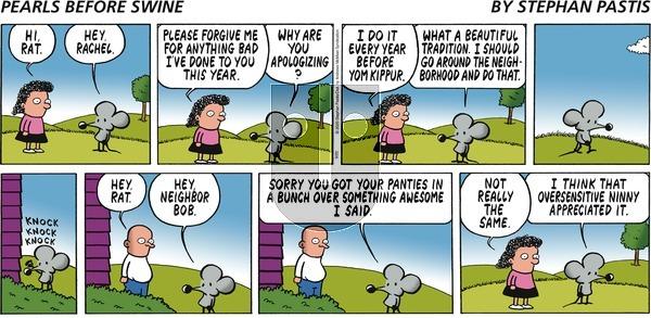 Pearls Before Swine - Sunday September 20, 2020 Comic Strip