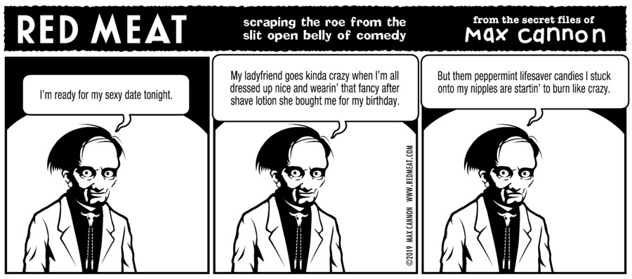 Red Meat Comic Strip for May 19, 2019