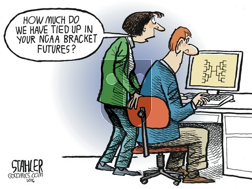 Jeff Stahler on Sunday March 20, 2016 Comic Strip