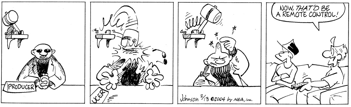 Arlo and Janis for Feb 13, 2004 Comic Strip