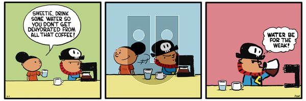 Pirate Mike on December 3, 2018 Comic Strip