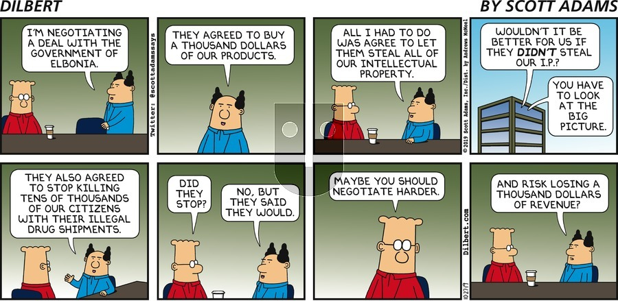 Purchase Comic Strip for 2019-10-27