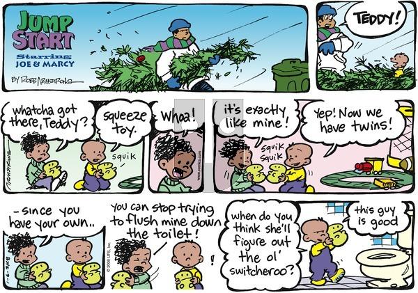 JumpStart - Sunday January 6, 2008 Comic Strip