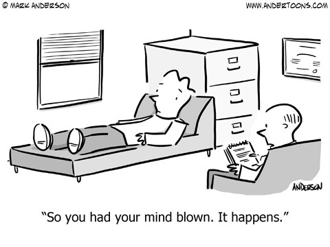 Andertoons Comic Strip for July 15, 2016