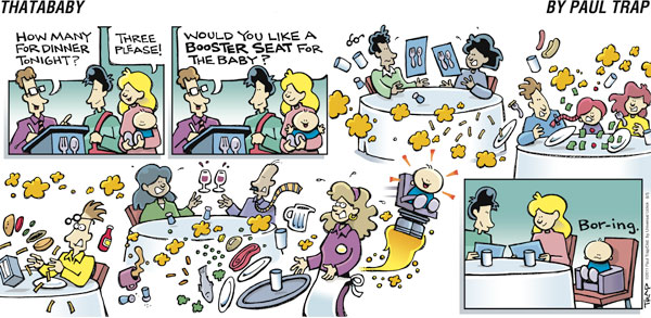 Thatababy for Jun 5, 2011 Comic Strip
