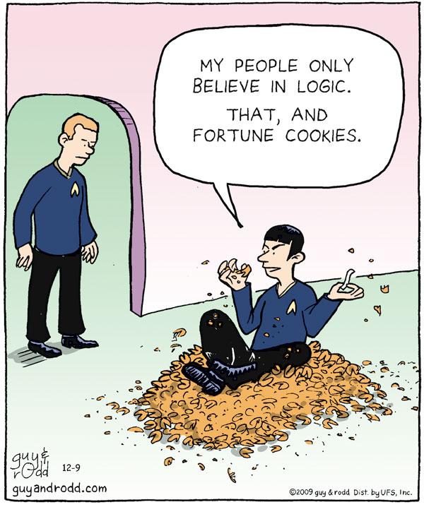 Brevity for Dec 9, 2009 Comic Strip