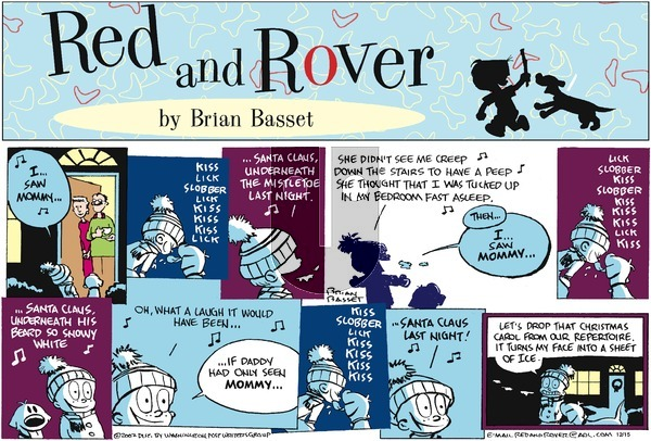 Red and Rover on Sunday December 15, 2002 Comic Strip