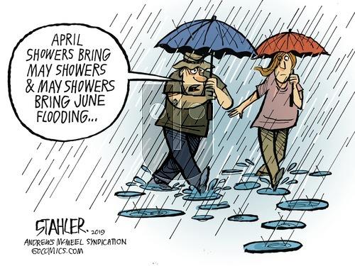 Jeff Stahler on Sunday June 23, 2019 Comic Strip