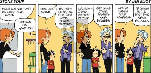 Stone Soup on Sunday May 20, 2018 Comic Strip