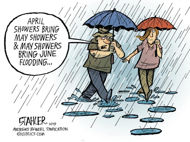 Jeff Stahler Comic Strip for June 23, 2019