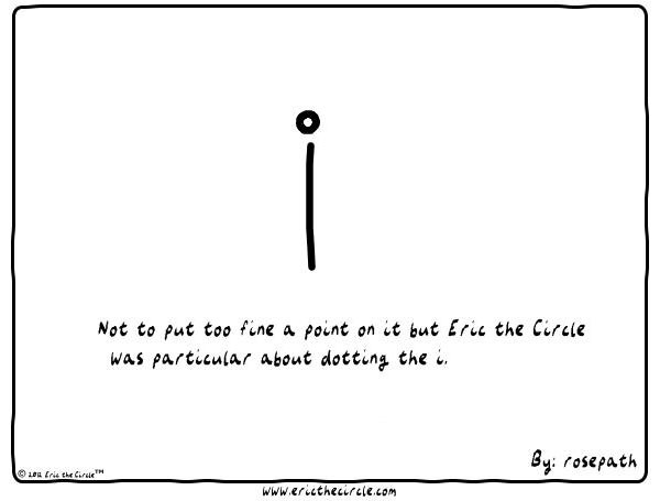 Eric the Circle Comic Strip for August 13, 2019
