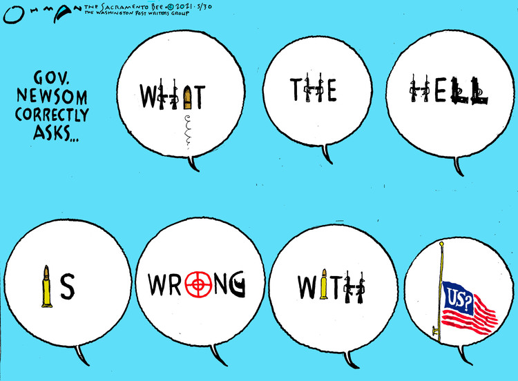 Jack Ohman Comic Strip for May 30, 2021