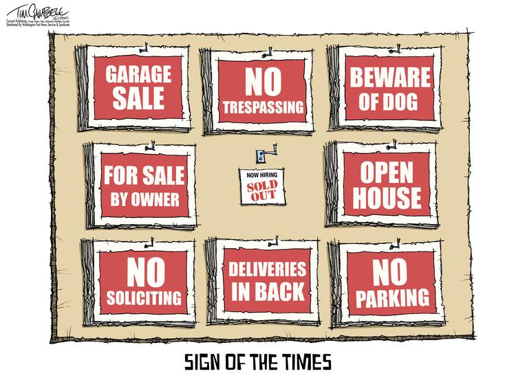 Tim Campbell Comic Strip for September 03, 2021