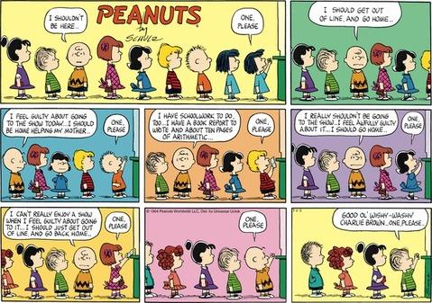 Peanuts sample