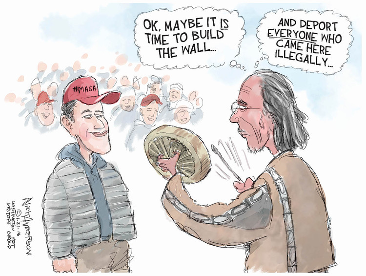 Nick Anderson Comic Strip for January 21, 2019